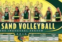 Indoor Volleyball & Sand Volleyball / by UAB Athletics