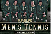 Men's and Women's Tennis / by UAB Athletics
