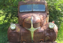 Automobiles of Old