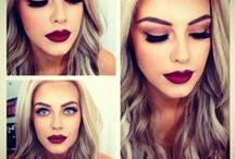 Makeup. / by DeAra Craig