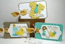 Stamping Ideas - Babies / by Gayle Enouen