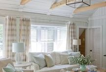 Beach House / from www.hollymathisinteriors.com  Great SITE!