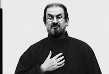 Salman Rushdie / by Patricia Damiano