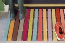 House DIY / Tips for the home, things to make your household run easier.  / by Melissa Summers