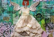 Art Journals/Mixed Media &...