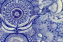 Tecidos&padronagens*Fabrics&patterns / by Eunícia Fernandes