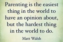 Parenting / by Valerie Coffin