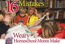 Great Homeschool Articles / by Dr. Melanie Wilson @psychowith6