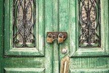 Portas*Doors / by Eunícia Fernandes