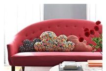 DIY - home deco / Home decoration tips from pillows to tablemats, from doorstops to table decoration.