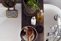 Bathroom ideas / by Antje Villari