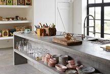 Casa cozinha*House kitchen / by Eunícia Fernandes