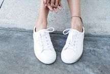 Footwear / by Evelyn Fabia Morris