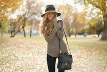 Fall style / by Paloma Thacker