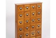Storage and organization / Storage and organization