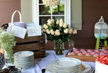 Party Ideas / by Tammy Weinbrenner