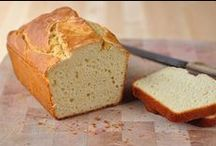 Gluten Free Breads / Yeast and Quick breads that are made with no gluten ingredients.