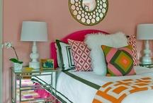 Bedrooms / by Jennifer Adams