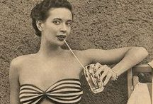 1 9 5 0 s △ F A S H I O N  / Fashions of the 1950s