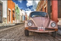 Mexico / Not only Mayan sites ... far from the usual routes of Mexican tourism, let's visit the most beautiful colonial cities of Mexico and participate together to local fiestas.