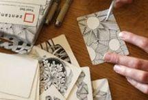 Zentangle® Inspired Art Videos & Ideas / by Sakura of America