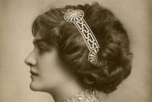 P R E 1 9 1 0 s △ F A S H I O N  / Antique clothing from the beginning of time thru the 1910s