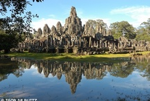 Cambodia / The captain Greg's team moves in Cambodia, giving us the chance to admire the wonders of Angkor Wat.