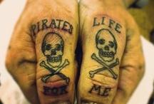 Skull & Sailor Tattoos / Pirate, Skull & Sailing Tattoos