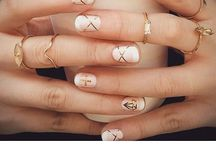 nails. / I'm a collector of doable nail art!