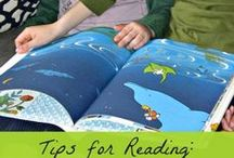 Reading Tips for Kids / by Marathon County Public Library