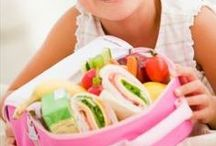 kid food. / This is for those things that you can convince your kids to eat. Or is that just my children who are picky eaters?  / by Stacie Haight Connerty {DivineLifestyle.com}