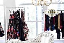 Dream Closets / Dream Big. Want Big. Health, happiness, love, compassion and... why not?! Fabulous clothes and the dream closet! :D / by Alexandra Potora