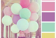 P A S T E L S / Modern pastels