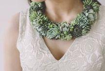 Flowers to wear