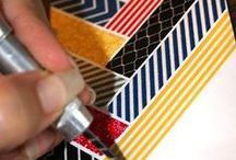 Washi tape / Learn how to transform everyday objects with washi tape! / by Marathon County Public Library