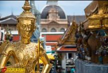 Thailand / Let's discover the best of Thailand: wild nature, wonderful monuments, ancient cultures and fabulous beaches.