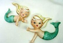 Mermaid bath