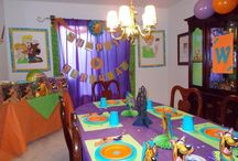 Kids Parties / Party ideas for kiddos.
