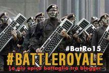 #BattleRoyale2 - Requiem / #BatRo15: il #SocialMediaMarketing diventa una cosa seria. Domenica 21 giugno @WorkoutPasubio. / by SQcuola di Blog