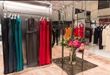 Roland Mouret: Dubai Flagship / Roland Mouret is proud to announce its first Dubai store, located in the prestigious Fashion Avenue at The Dubai Mall.  This is Mouret's third boutique worldwide, following locations in both London and New York. / by Roland Mouret