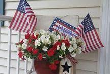 Porch July 4th