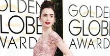 74th Annual Golden Globes Red Carpet / The red-carpet looks we were most #smitten with from the 2017 Golden Globe Awards.
