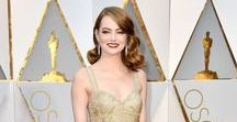2017 Oscars - Red Carpet / As awards season draws to an end, here are stars and looks we are most smitten with from the 89th Annual Academy Awards.