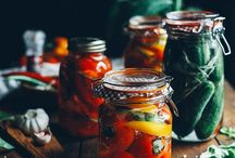Preserving The Harvest / It's time to preserve that beautiful, bountiful harvest you grew! Whether you're canning your food, dehydrating, freezing, or curing meat you can find some great tips, tricks and recipes to safely preserve your food.