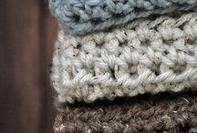 Crochet + Fiber Arts / Crochet tips, crochet patterns, arm knitting, knitting, and other fiber arts!