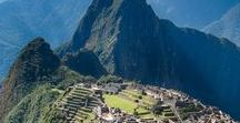 Peru / Peru: from the Amazon Forest to the Andes, through high-altitude lakes, arid deserts, dizzying canyons and wonderful beaches.