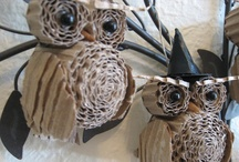 Owls & other stuff for Jen R! / Things I want to share with you!  :)