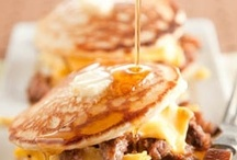 Food ~ Breakfast / Start your day the RIGHT & YUMMY way!!!!