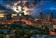 {Around Town - St. Paul/Minneapolis} / All about the Twin Cities / by Sherrill Pierre