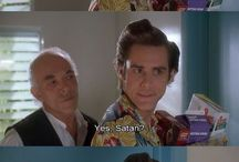 Everyday Quotes I Make / I quote Ace Ventura everyday. I'm not lying.  / by Hanna Rhoades